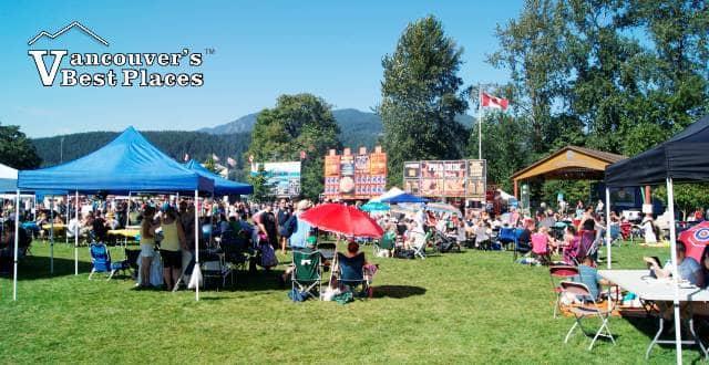 Rocky Point Park at Ribfest