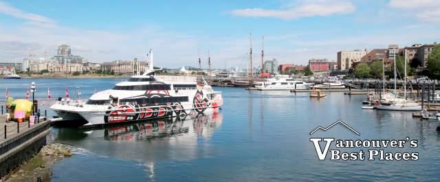 Inner Harbour and V2V Ferry