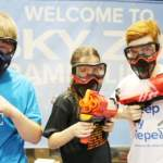 Sky Wars Warriors at Sky Zone