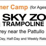 Sky Zone Summer Camp