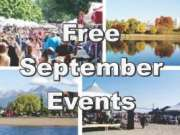 Free September Events