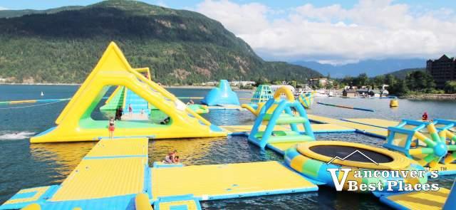 Harrison Watersports Playground