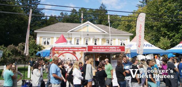 Food Festival on Glover Road