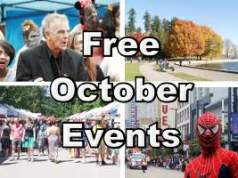 Free October Events