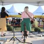 Main Stage at Agassiz Fair