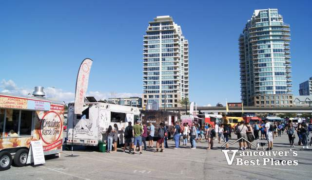 Street Food Festival at Concord Pacific Place