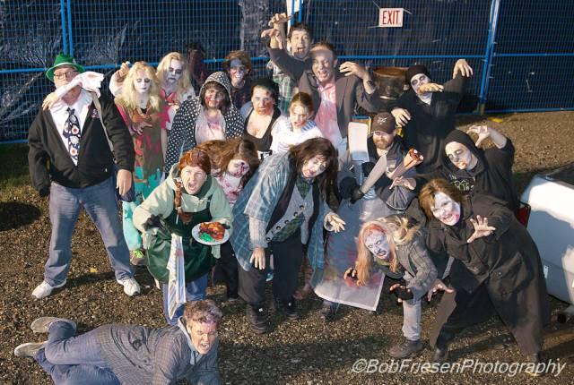 Walking Dead Haunted Attraction