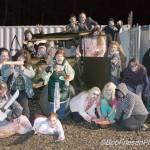 Walking Dead Zombies in Mission