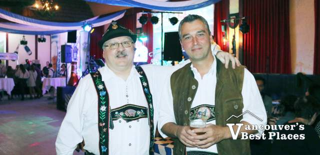 Alpen Club Oktoberfest
