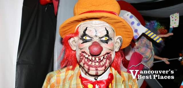 Psycho Halloween Clown
