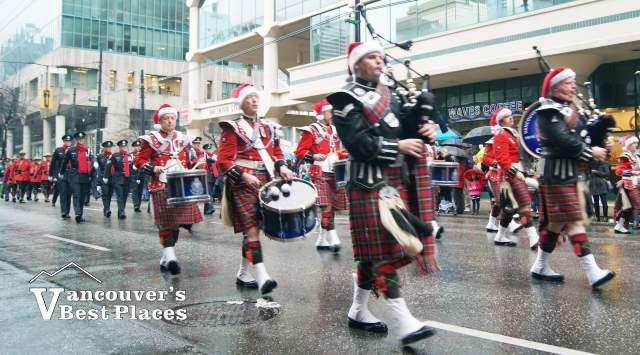 Vancouver Christmas Parade.Vancouver Santa Claus Parade Vancouver S Best Places