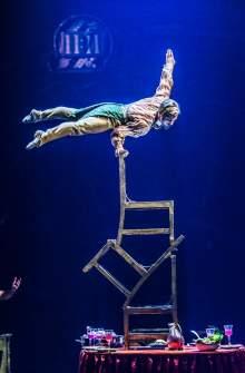 Grand Chapiteau at Cirque du Soleil