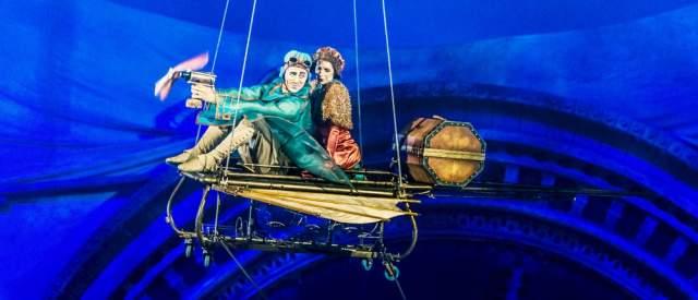 Kurios at Cirque du Soleil