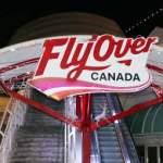FlyOver Canada at Christmas