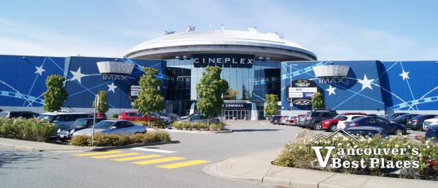 Langley Cineplex Movie Cinema