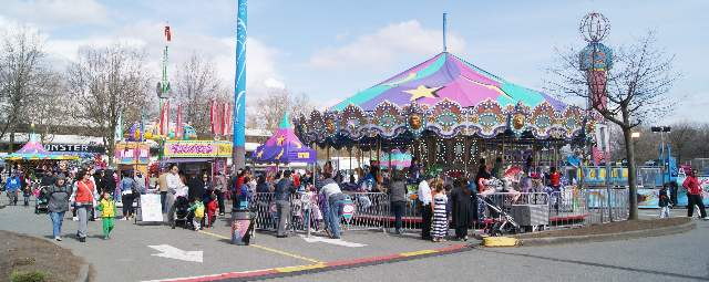 Spring Carnival at Lansdowne Centre