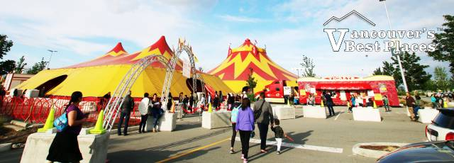 Circus Big Top Tents