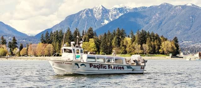 Pacific Ferries Coastal Clipper