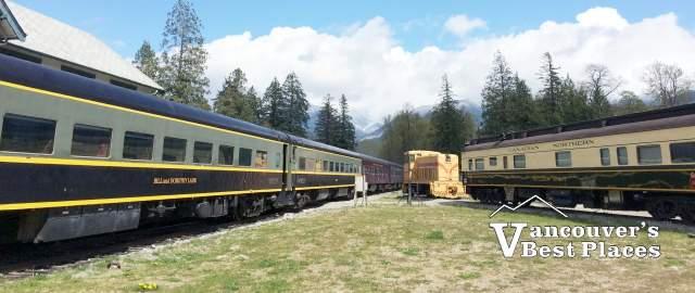 West Coast Railway Park Trains