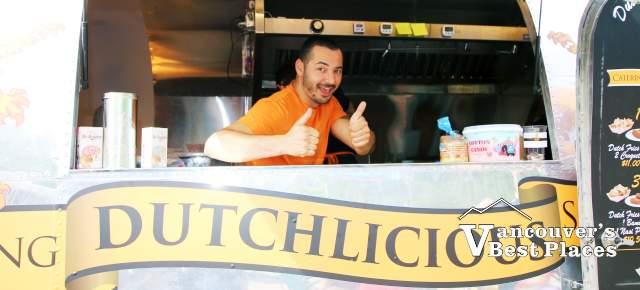 Coquitlam Food Truck Vendor