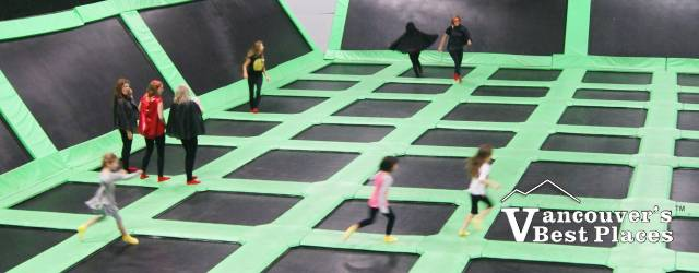 Extreme Air Park Trampolines