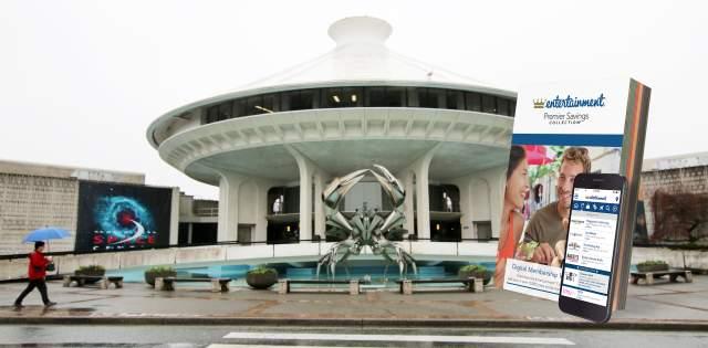 Vancouver Planetarium and Entertainment Book   Vancouver's