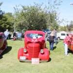 Classic Cars at Steveston Park