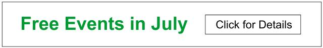 Free Events and Activities in July