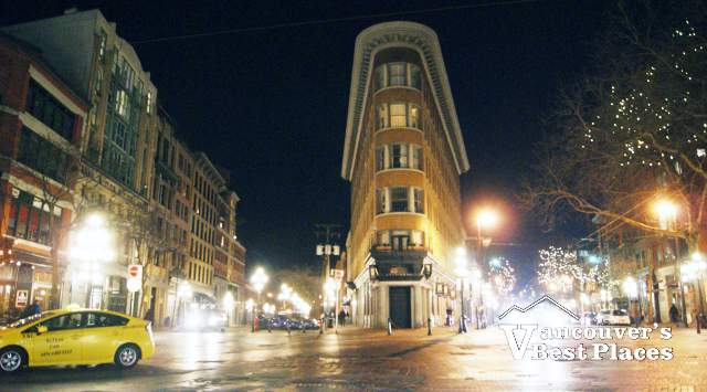 Gastown in Vancouver