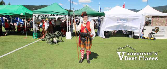 BC Highland Games Heavy Events