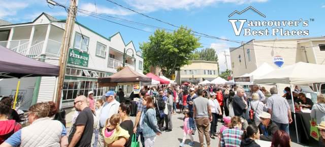 Ladner Village Market