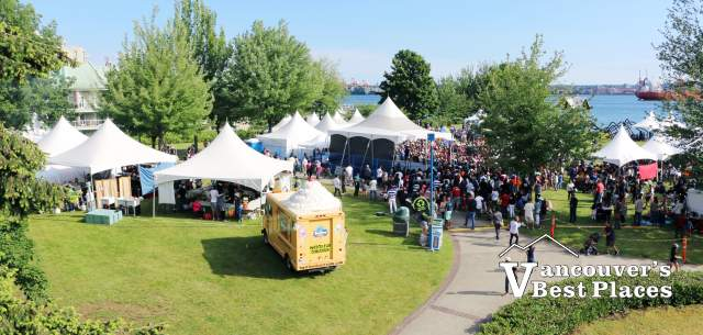 Philippine Festival at Waterfront Park