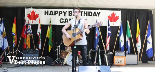 Queens Park Canada Day Concert