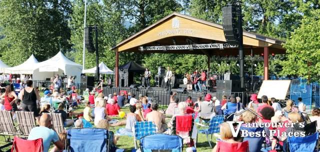 Rocky Point Park Music