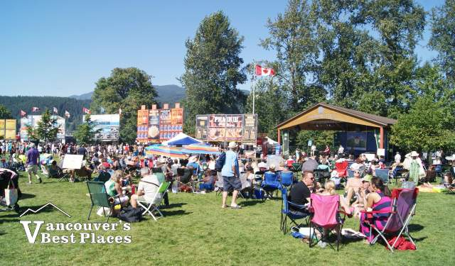 Rotary Ribfest at Rocky Point Park
