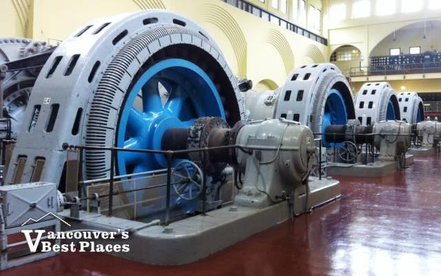 Stave Falls Powerhouse