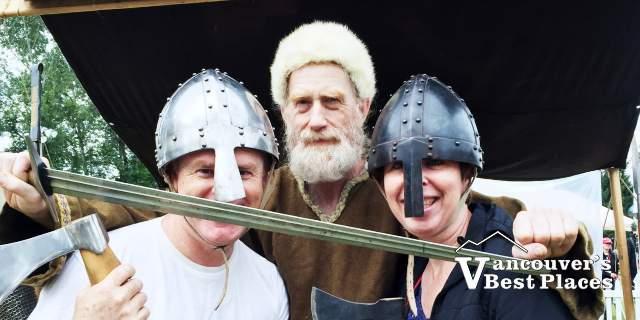Viking Costume Opportunity