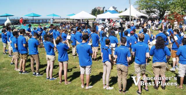 West Vancouver Youth Band