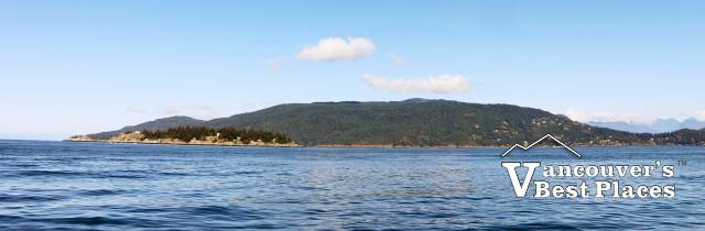 Bowen Island from the Water