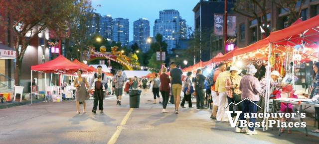 Chinatown Festival Night Market