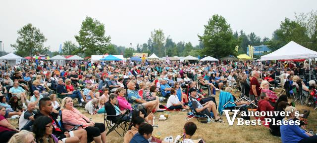 Maple Ridge Caribbean Festival