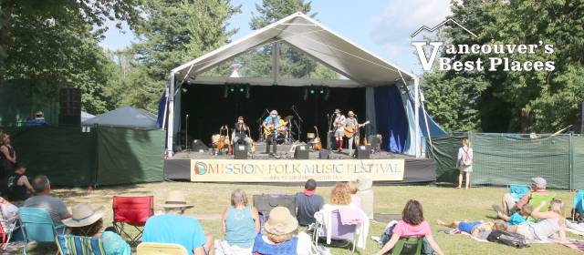 Mission Folk Music Festival