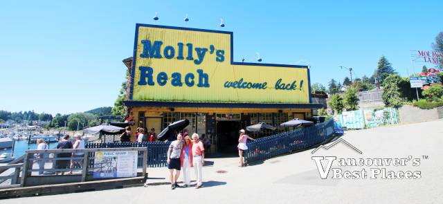 Molly's Reach Restaurant at Gibsons