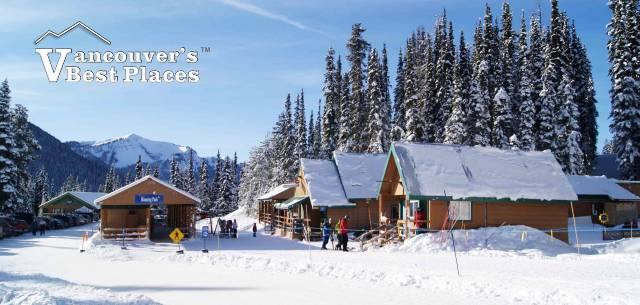Base at Manning Park Ski Resort
