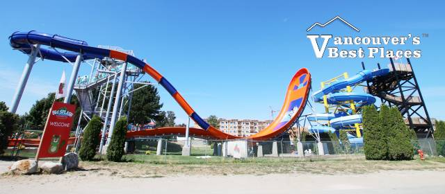 Big Splash Water Slides