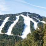 Cypress Mountain Ski Hill