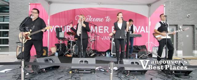 Dr. Strangelove at Savour Summer Festival