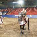 Knights of Valour Jousting at the PNE