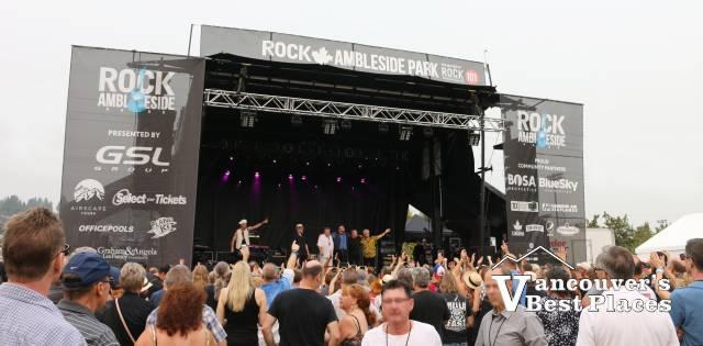Rock Ambleside Stage