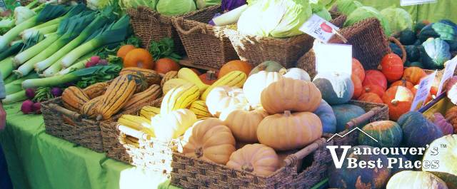 Winter Market Produce